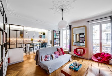rénovation, paris IX
