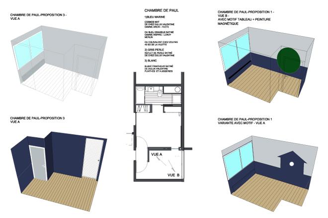 sara camus bouanha architecte d'intérieur Paris, rénovation et aménagement, rénovation paris 15 ème