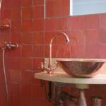 sara camus bouanha architecte d'intérieur Paris, rénovation d'une salle de bain, paris 20 eme