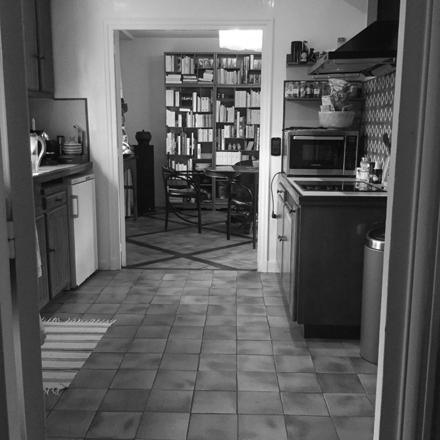 sara camus bouanha architecte d'intérieur Paris, rénovation maison de village crespieres yvelines